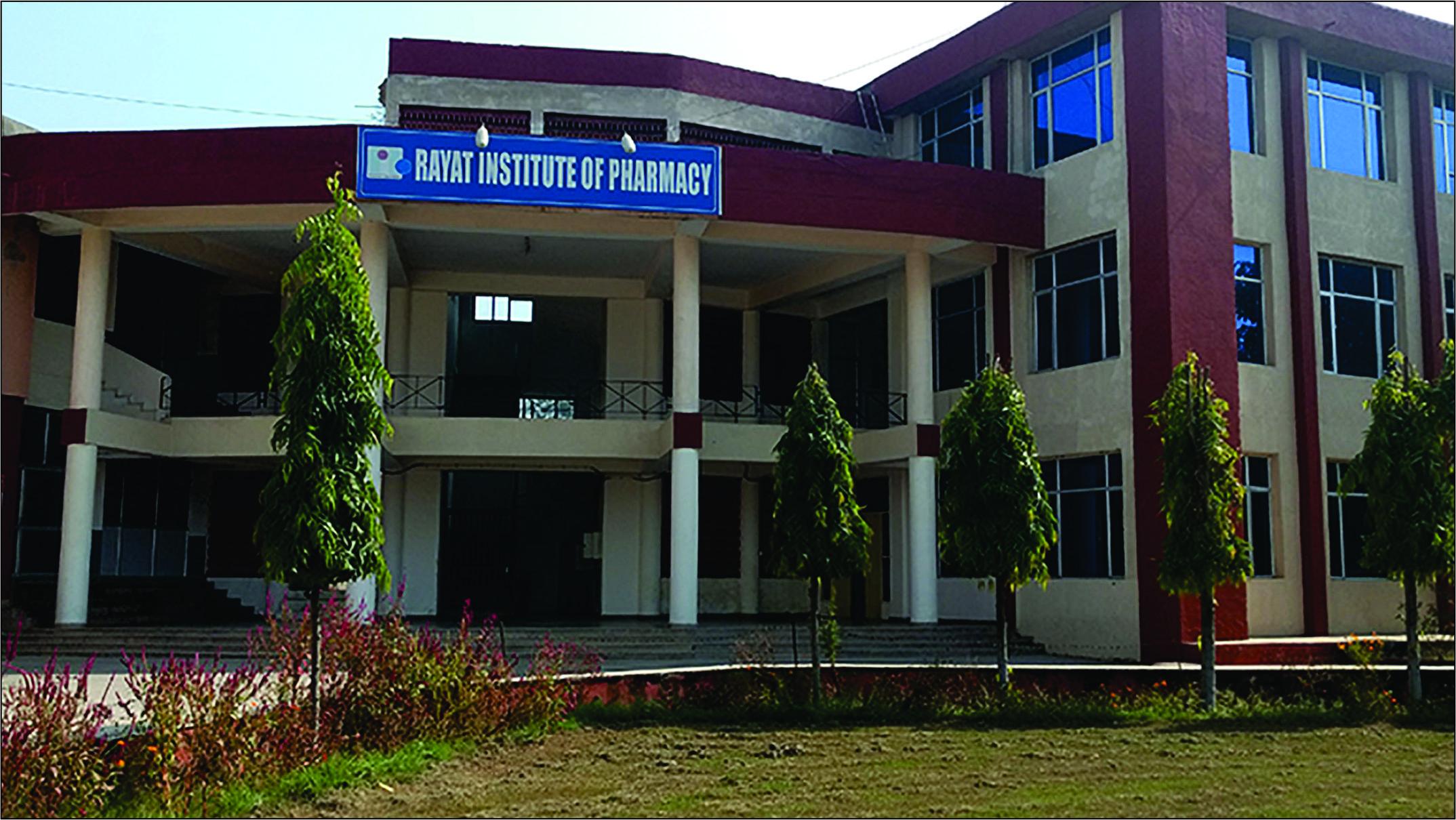 Rayat Institute of Pharmacy