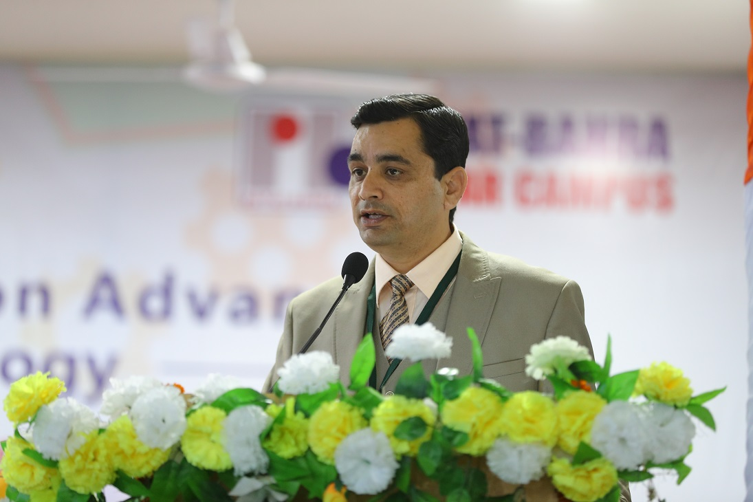 Dr.  Harish Kundra