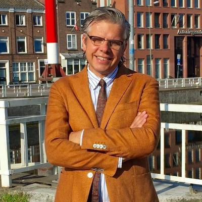 Prof.(Dr.) Marc Van Rossem Professor-Zhengzhou University China